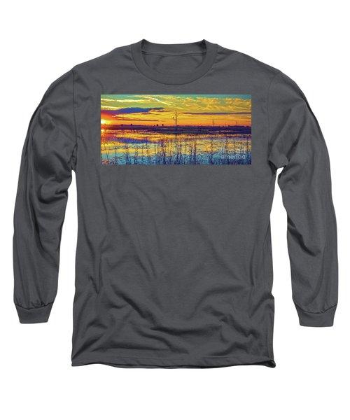 Florida Nature Paradise 2  Long Sleeve T-Shirt