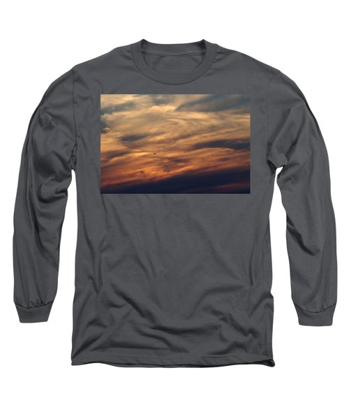 Florida Sunset 0052 Long Sleeve T-Shirt