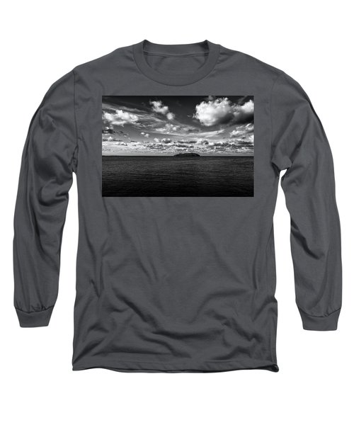 Long Sleeve T-Shirt featuring the photograph Floridian Waters by Jon Glaser
