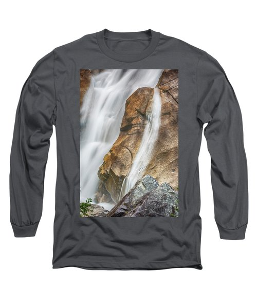 Long Sleeve T-Shirt featuring the photograph Flow by Stephen Stookey
