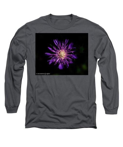 Flower Or Firework Long Sleeve T-Shirt