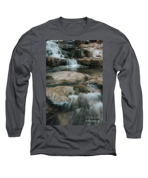 Long Sleeve T-Shirt featuring the photograph Flower Park by Iris Greenwell