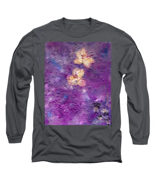 Flowers From The Garden Long Sleeve T-Shirt