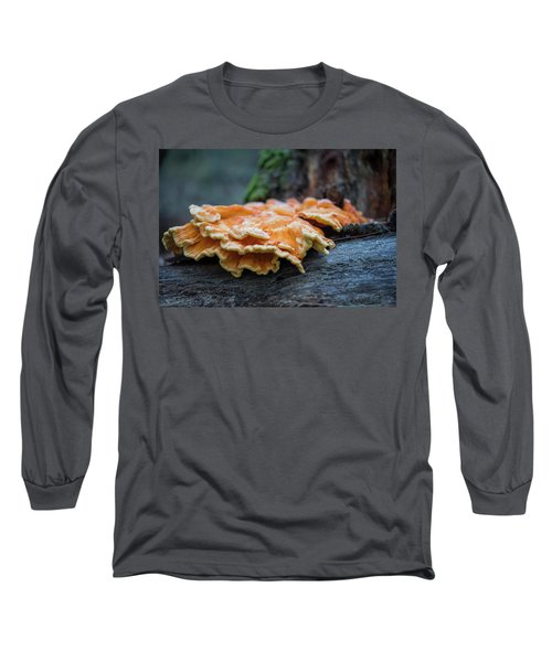 Flowing Fungus Long Sleeve T-Shirt