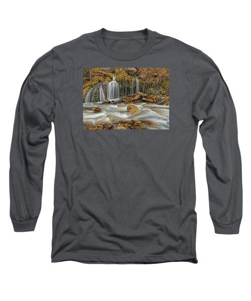 Flowing Water Long Sleeve T-Shirt