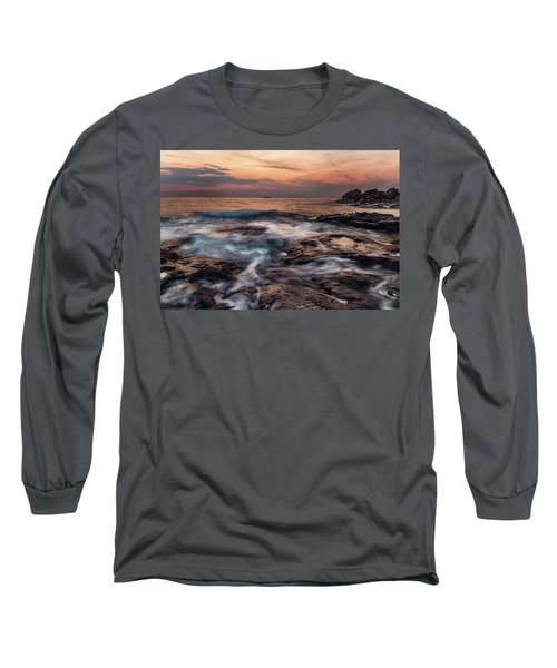Flowing Waters Long Sleeve T-Shirt