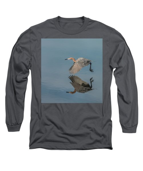 Fly By Reflection Long Sleeve T-Shirt