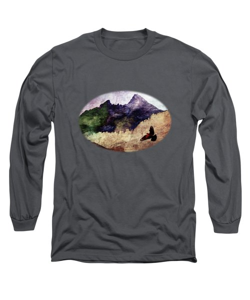 Fly High Long Sleeve T-Shirt by AugenWerk Susann Serfezi