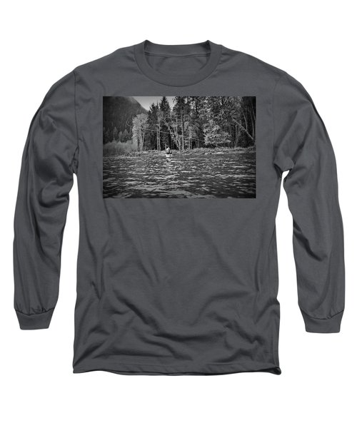 Fly On The Swing Long Sleeve T-Shirt