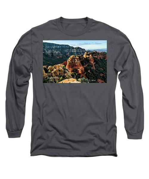 Flying Buttress 04-227 Long Sleeve T-Shirt