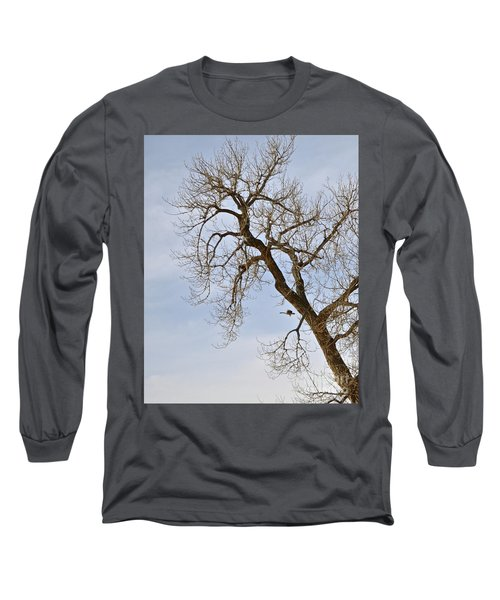 Flying Goose By Great Tree Long Sleeve T-Shirt