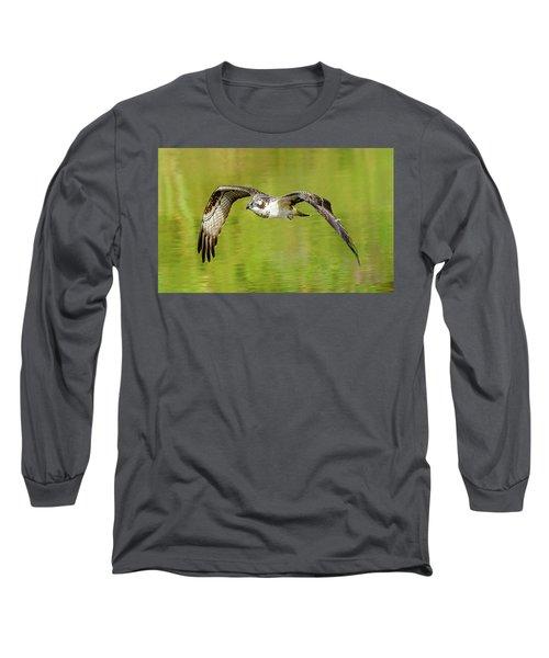 Flying Osprey Long Sleeve T-Shirt