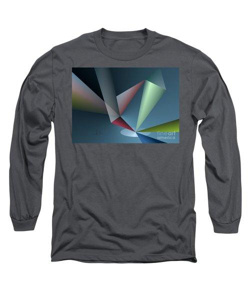 Focus Long Sleeve T-Shirt by Leo Symon