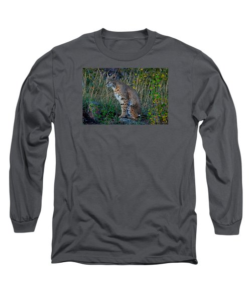Focused On The Hunt Long Sleeve T-Shirt