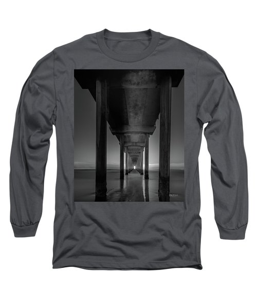 Fog Bank At Dawn Long Sleeve T-Shirt