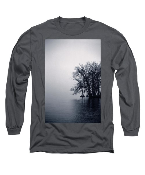 Fog Day Afternoon Long Sleeve T-Shirt