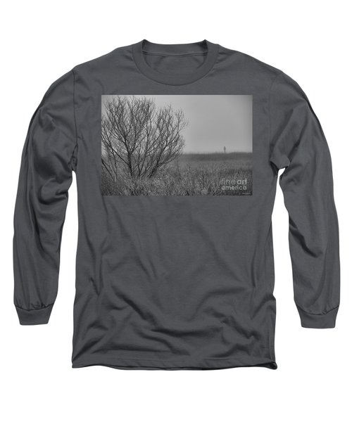 Long Sleeve T-Shirt featuring the photograph The Fog Of History by Phil Mancuso