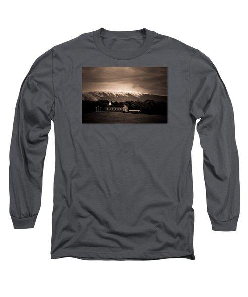Fog Tendrils Long Sleeve T-Shirt
