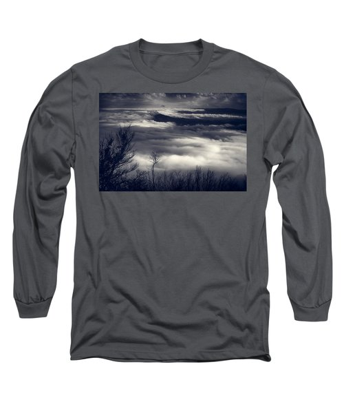 Fog Wave Long Sleeve T-Shirt