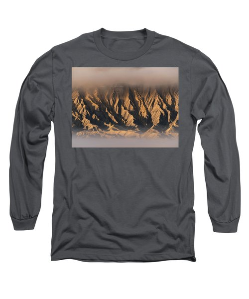Foggy Butte Long Sleeve T-Shirt