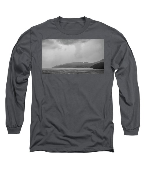 Foggy Island Long Sleeve T-Shirt