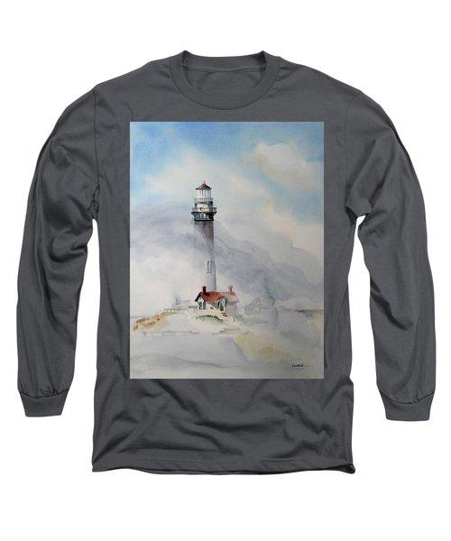 Foggy Point Long Sleeve T-Shirt