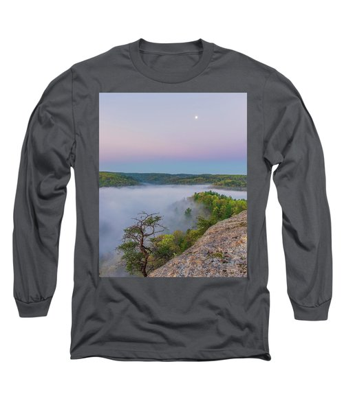 Foggy Valley Long Sleeve T-Shirt