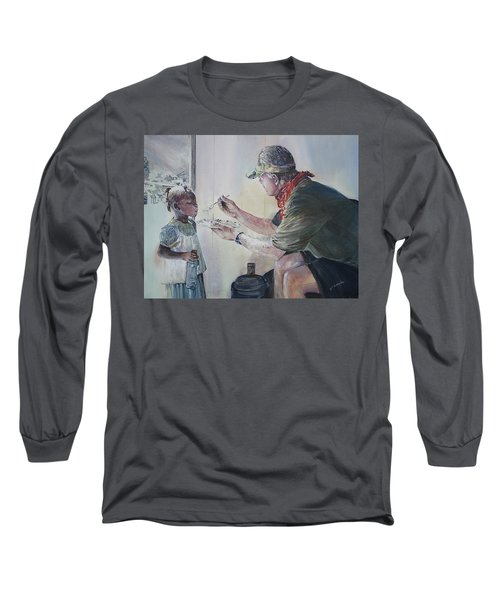 Food For Thought Long Sleeve T-Shirt