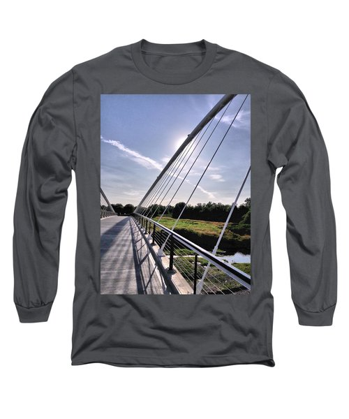 Footbridge 1 Long Sleeve T-Shirt