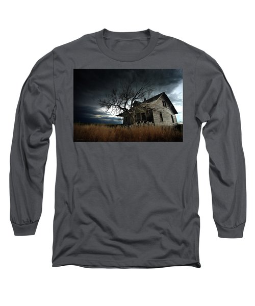 For Those Who Dare Long Sleeve T-Shirt