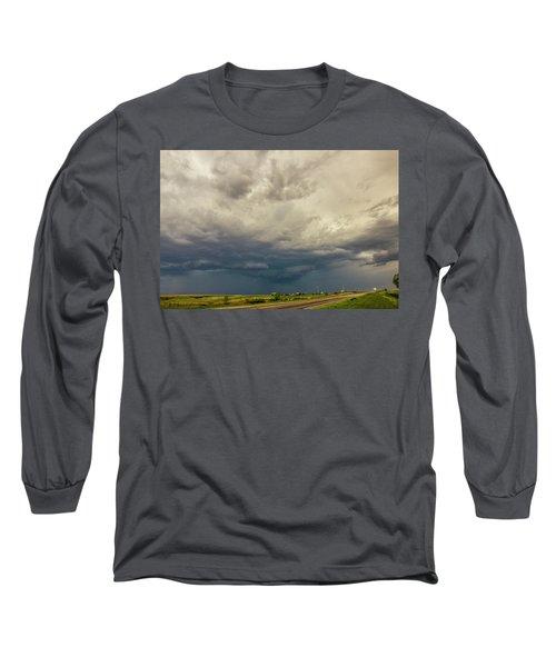 Forces Of Nebraska Nature 002 Long Sleeve T-Shirt