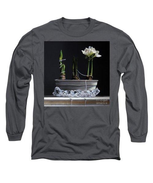 Forcing Amaryllis Long Sleeve T-Shirt