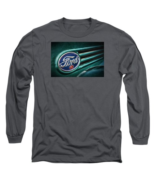 Ford 85 Long Sleeve T-Shirt by Caitlyn Grasso