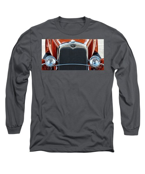 Long Sleeve T-Shirt featuring the photograph Ford Coupe by Brad Allen Fine Art