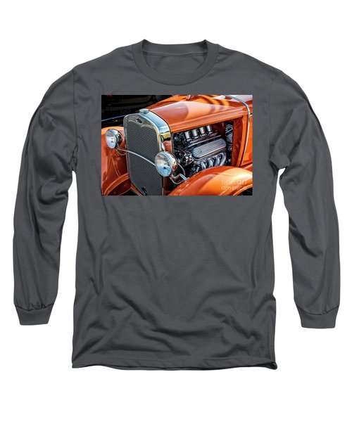Long Sleeve T-Shirt featuring the photograph Ford Coupe II by Brad Allen Fine Art