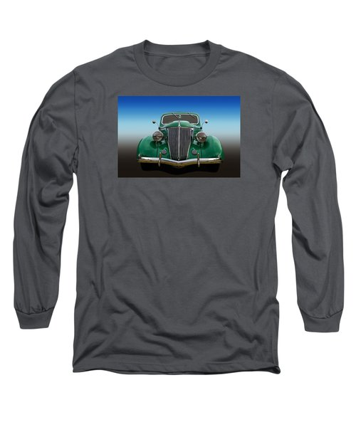 Long Sleeve T-Shirt featuring the photograph Ford Coupe by Keith Hawley