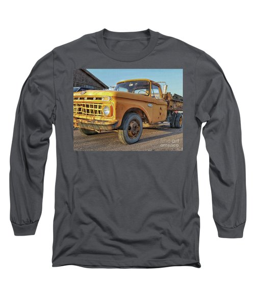 Ford F-150 Dump Truck Long Sleeve T-Shirt