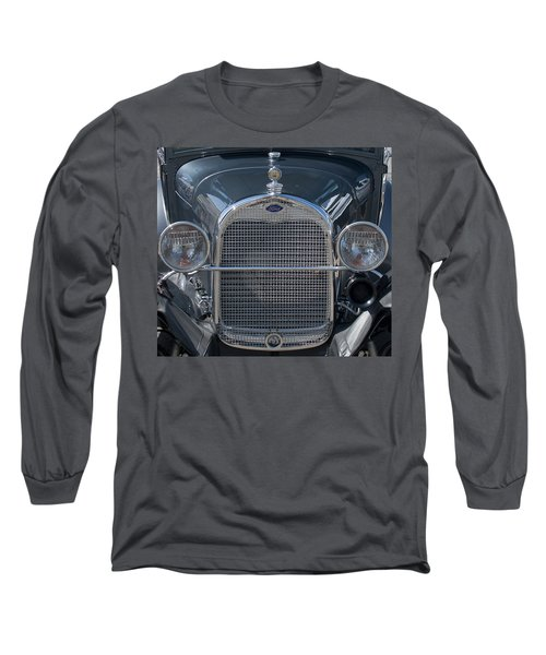 Ford Grill Long Sleeve T-Shirt