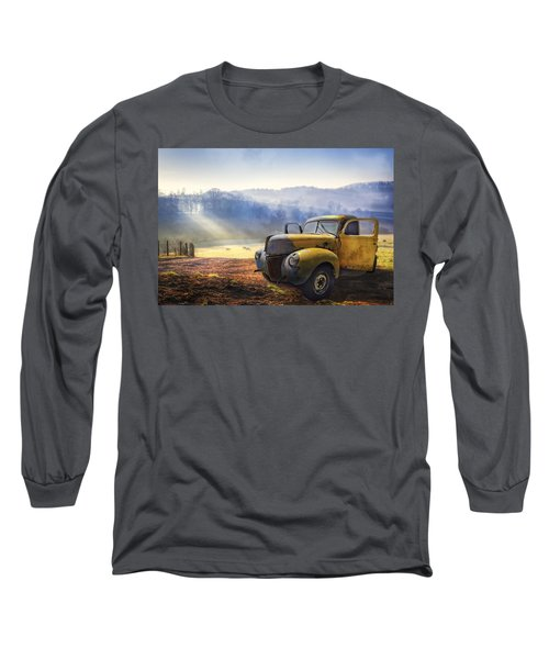 Ford In The Fog Long Sleeve T-Shirt