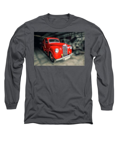 Long Sleeve T-Shirt featuring the photograph Ford Prefect by Charuhas Images