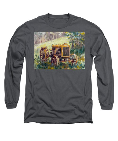 Fordson Tractor Long Sleeve T-Shirt