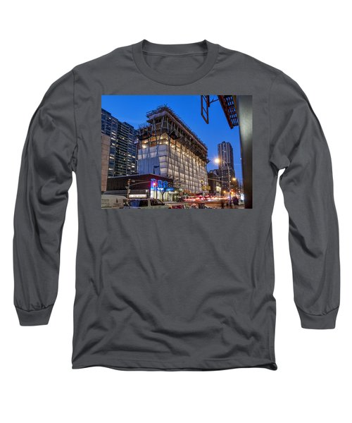 Foregleams Long Sleeve T-Shirt by Steve Sahm