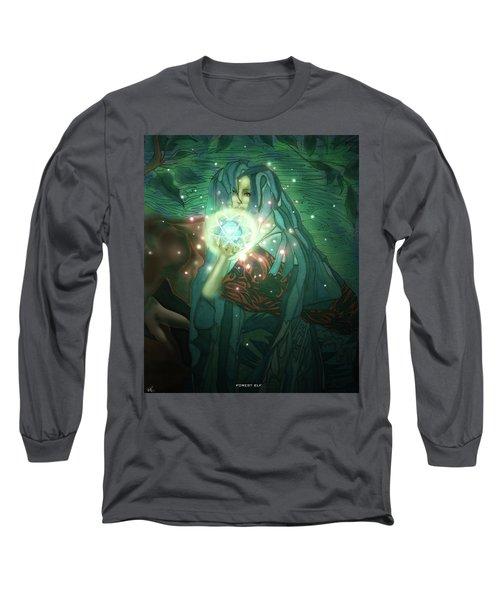 Forest Elf Long Sleeve T-Shirt