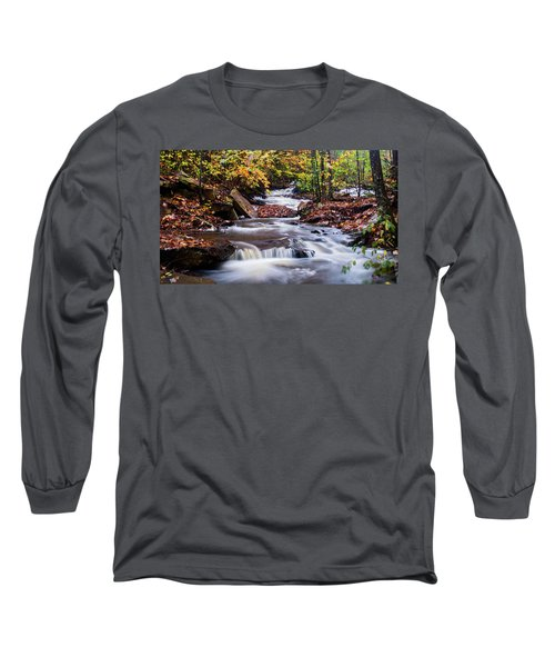 Long Sleeve T-Shirt featuring the photograph Forest Gem by Parker Cunningham