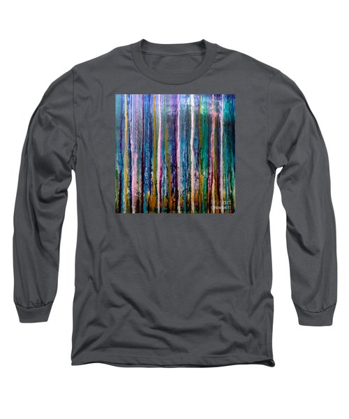 Forest Rain Long Sleeve T-Shirt