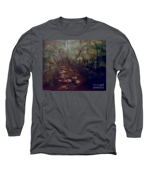 Forest Rays Long Sleeve T-Shirt