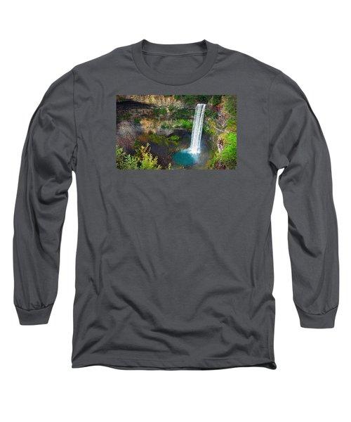 Brandywine Falls, Bc Long Sleeve T-Shirt