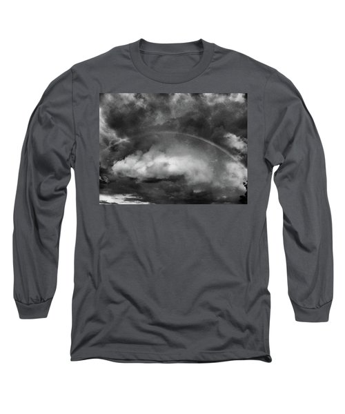 Forgiven Long Sleeve T-Shirt by Steven Huszar