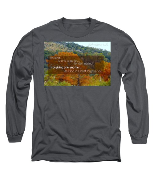Forgiveness1 Long Sleeve T-Shirt