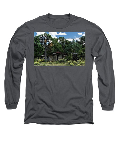 Forgotten Homestead - 8783 Long Sleeve T-Shirt